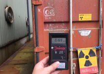 Nguồn phóng xạ đã qua sử dụng trên rừng Tây Bắc