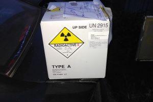 Nhập khẩu và vận chuyển nguồn phóng xạ cho nhà máy giấy tại Hải Phòng