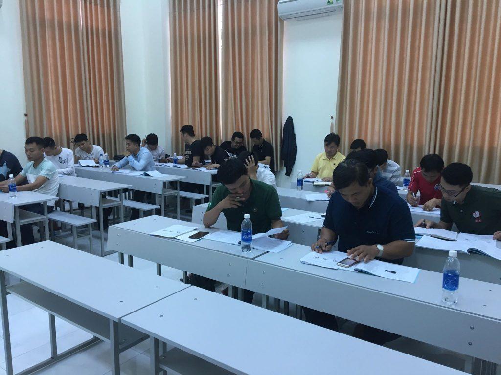 Đào tạo an toàn bức xạ tập trung tại Đà Nẵng