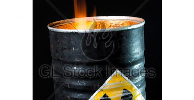 Xử lý cháy nổ tại nơi có chất phóng xạ