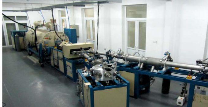 Máy gia tốc tĩnh điện Pelletron 5SHD-2