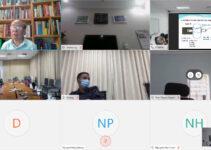Tổng kết 02 khóa đào tạo an toàn bức xạ trực tuyến (Online)